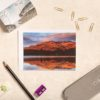 Reflections On Coniston Water | Lake District Greeting Card