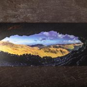 The Priest Hole. Lake District Greeting Card