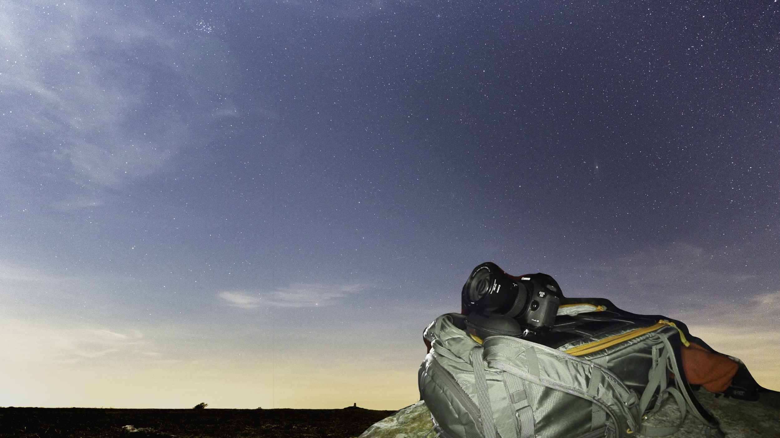 Do you need a tripod for astrophotography
