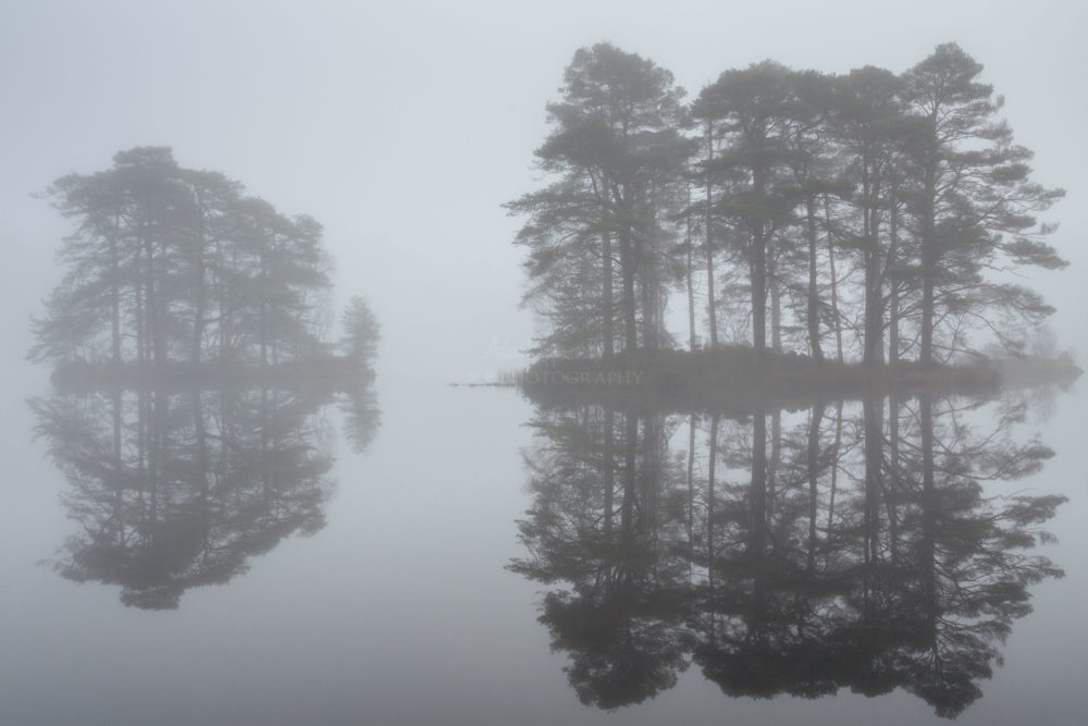 The Islands In The Mist. High Dam