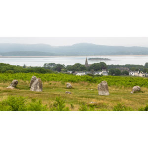 Birkrigg Stone Circle Before The Storm