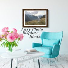 How To Display Pictures and Photographs