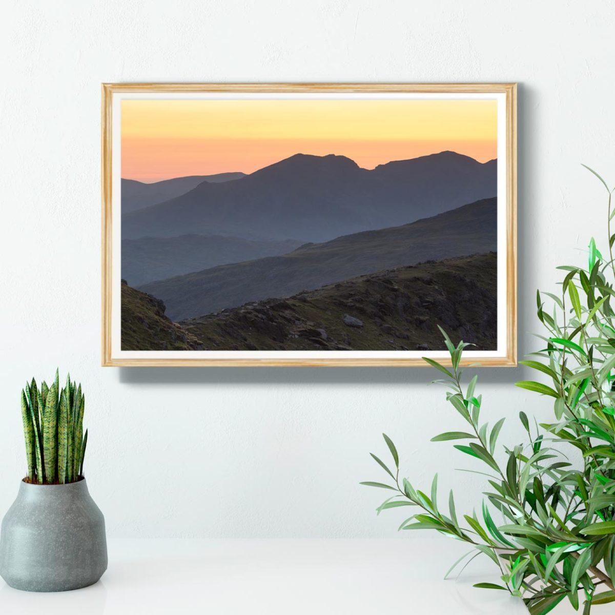 SunsetOverScafellPike2